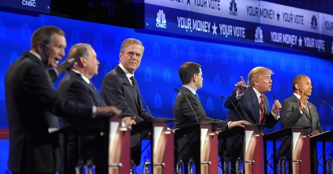 Conflicting strategies shape GOP debate furor