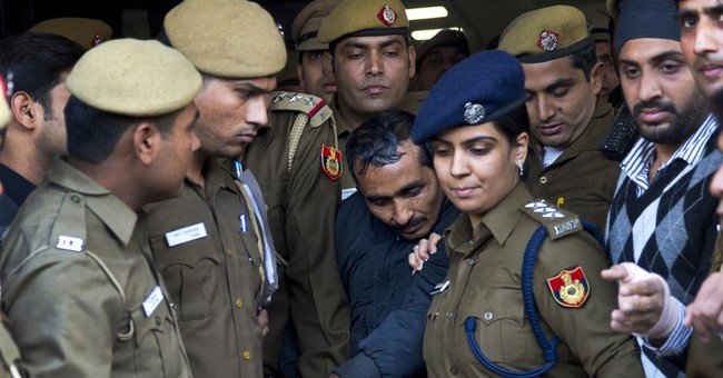India court sentences Uber driver to life in prison for rape