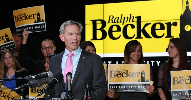 Salt Lake City close to electing 1st openly gay mayor