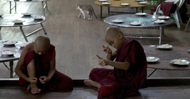 Monastery schools reflect monks' vital role in Myanmar life