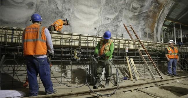 Huge transportation project rolling on under Grand Central