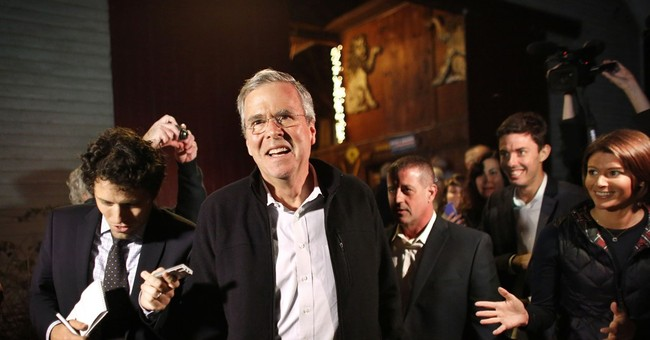 Bush gets louder, more colorful in campaign revamp