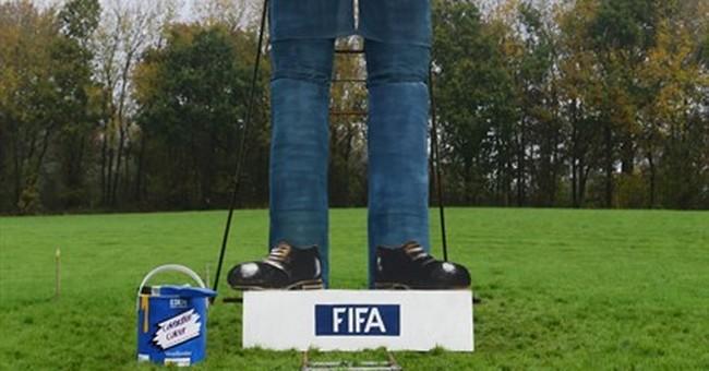 Sepp Blatter latest celebrity to be burned in effigy