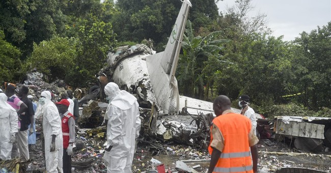 Cargo plane crashes along Nile in South Sudan, killing 36