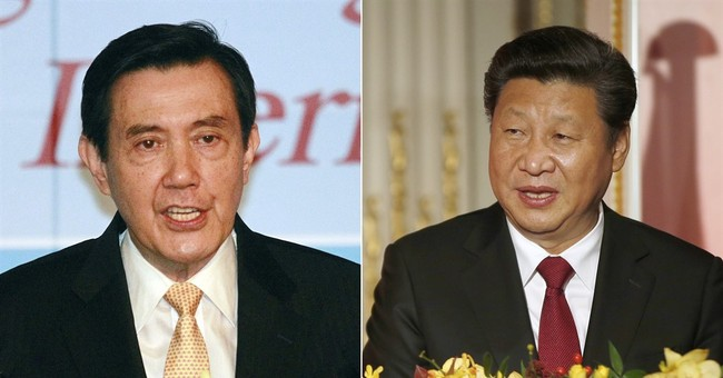 Taiwan-China meeting brings together former Cold War foes