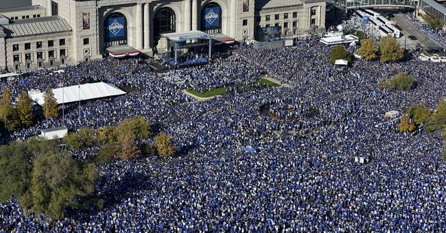 Royals celebration shatters expectations in Kansas City