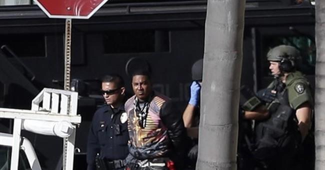 Standoff delays San Diego flights; armed man surrenders