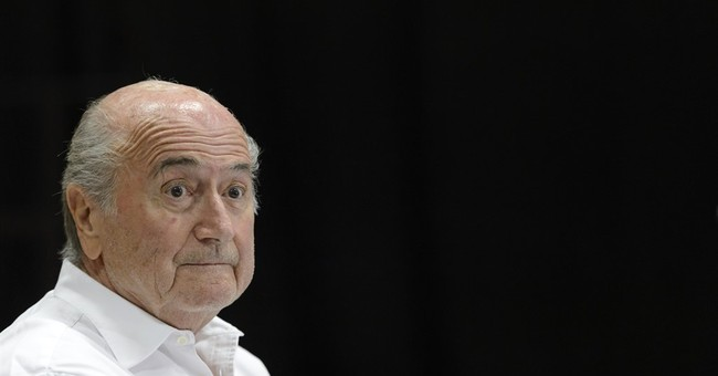 Lawyer: Blatter in hospital for checkup but is 'fine'