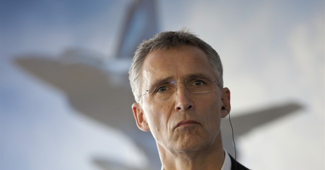 NATO chief sounds alarm over Russian buildup