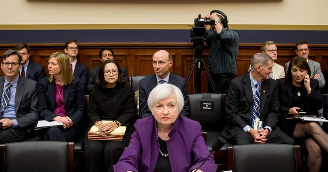 """Yellen: December interest rate hike a """"live possibility"""""""