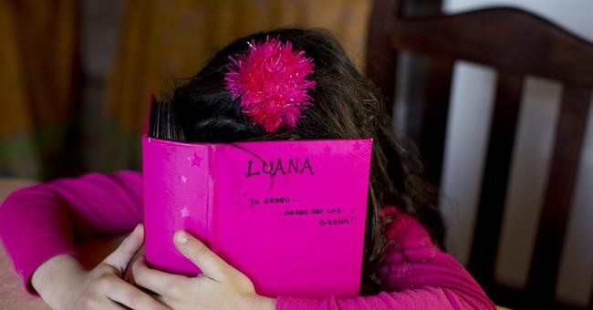 For transgender community, Argentine girl sign of hope