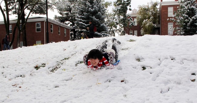 Slow-moving storm brings wind, snow to some parts of West