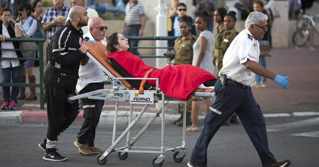 Conflict hard to ignore as stabbings reach Israeli heartland