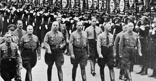 Study: Postwar German Interior Ministry had many ex-Nazis