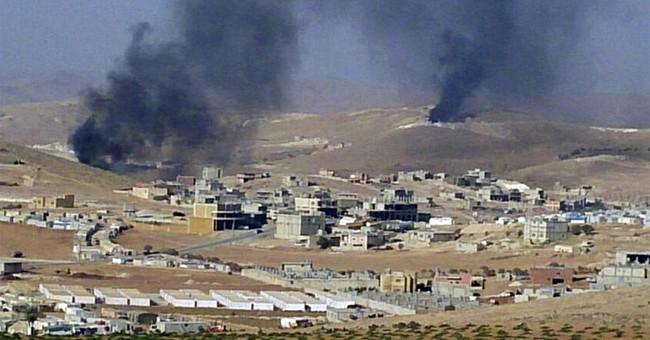 Blast in Lebanese border town targets Syrian clerics