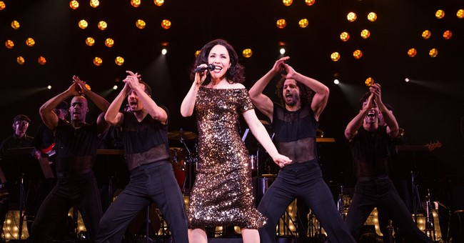 Review: 'On Your Feet!' is an infectious, earnest musical