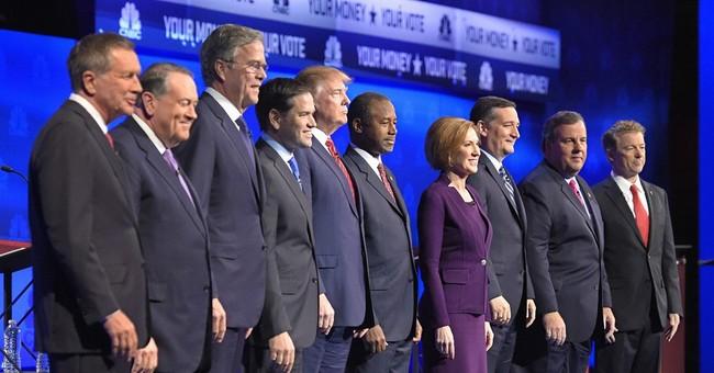 Christie, Huckabee relegated to undercard at next GOP debate