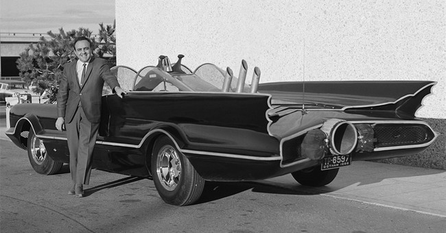 George Barris, creator of TV's original Batmobile, has died