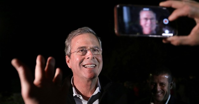 Bush: Voters will 'adjust their thinking' as primaries near
