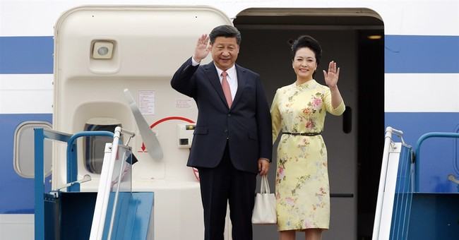 Chinese president visits Vietnam to discuss stronger ties