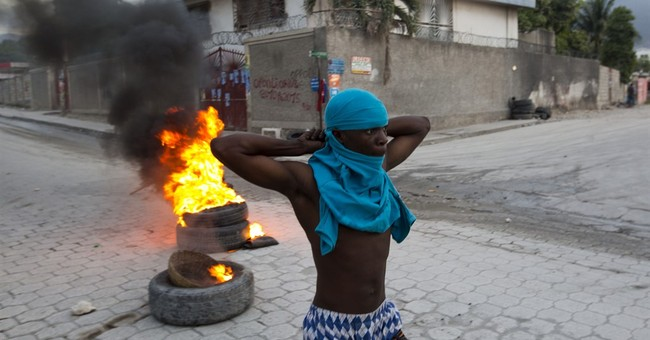 Haiti council names 2 candidates for presidential runoff