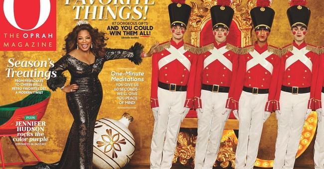 The Elvis cake, a memory book among Oprah's Favorite Things