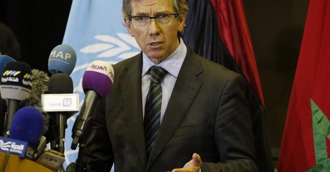 Libya rival government demands UN explanation about envoy