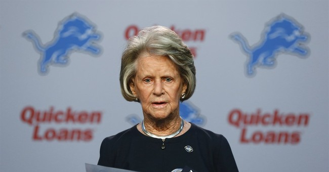 Detroit Lions fire team president and GM after 1-7 start