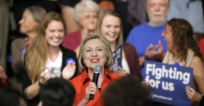 Clinton targeted in ad from group tied to Koch brothers