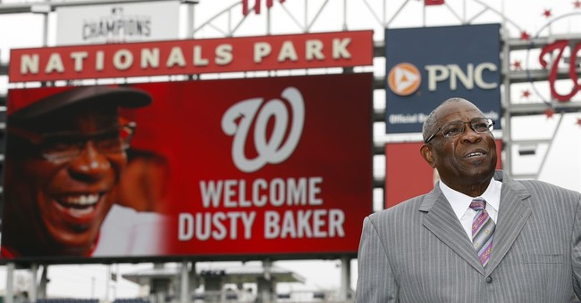 GM Rizzo: Nats negotiated with Black, Baker simultaneously