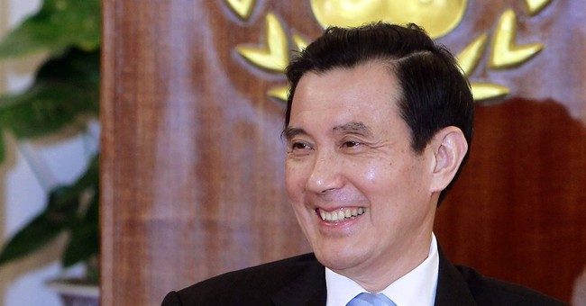 Taiwan's Ma wants China's Xi to ease island's isolation