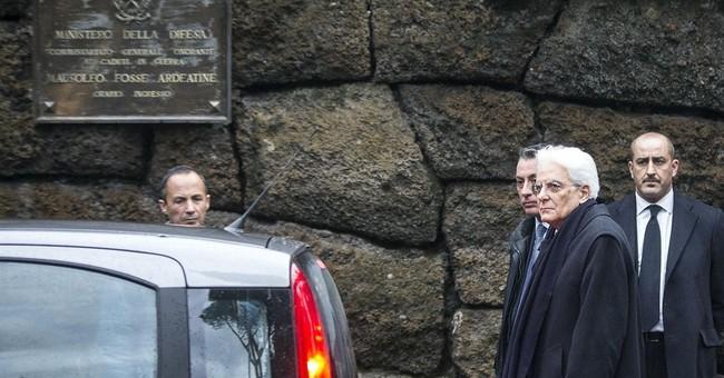 Italy's lawmakers elect Sergio Mattarella as president