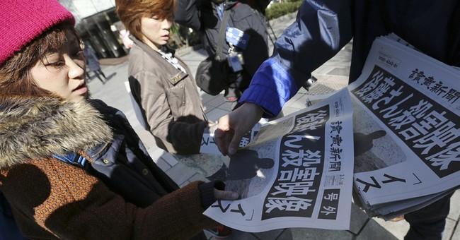 Japanese shocked, saddened by purported slaying of hostage