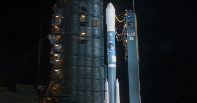 NASA launches Earth-observing satellite