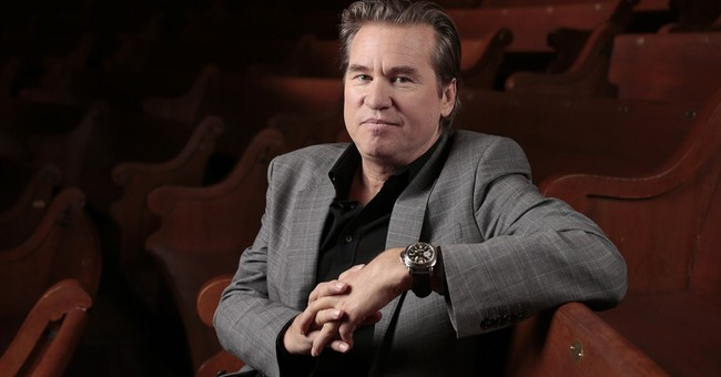 Val Kilmer says he's awaiting tests but doesn't have tumor