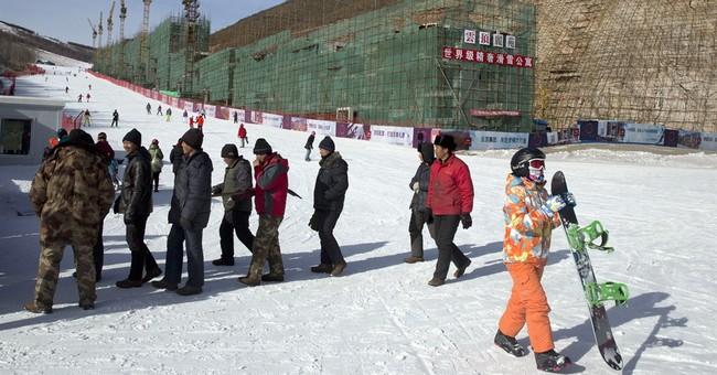 Beijing Winter Olympics bid highlights skiing, hockey growth
