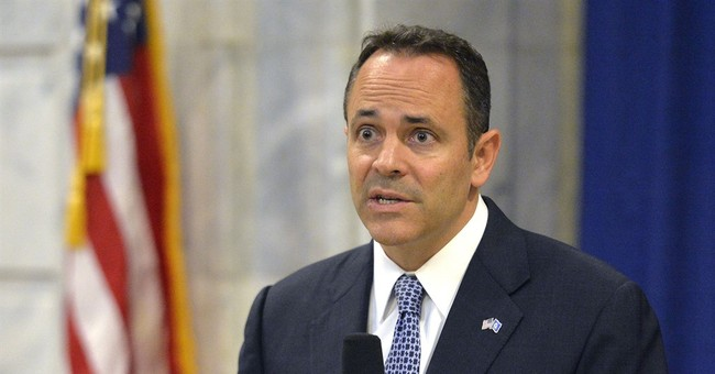 Bevin to roll back health reform, alter marriage licenses