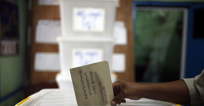 Primer on Myanmar's historic elections on Sunday