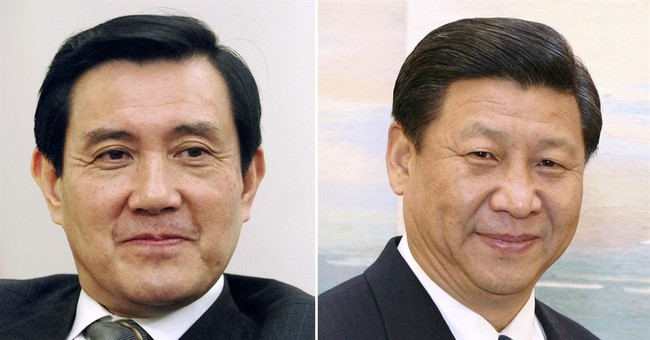 Historic China-Taiwan meeting about symbolism, not substance