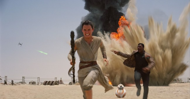 'Force Awakens' screened for terminally ill 'Star Wars' fan