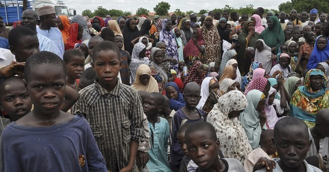 Officials building 2,500 homes for refugees of Boko Haram