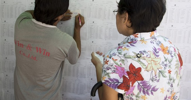Myanmar's historic poll may be moment of destiny for Suu Kyi