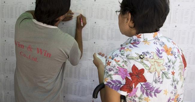 Myanmar election elicits global interest, concerns