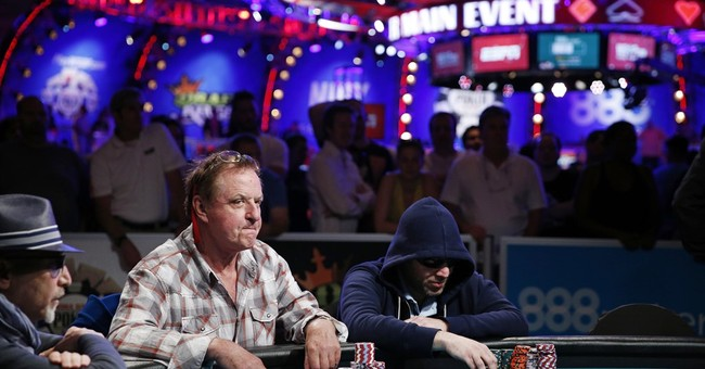 World Series of Poker matchup down to 7 players