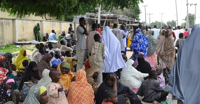 Officials building 2,500 homes for refugees of Boko Haram