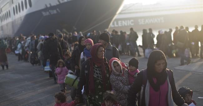 The Latest: EU agency to monitor Greece-Albania border