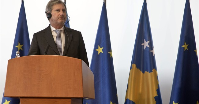 EU: Opposition in Kosovo is blocking nation's integration