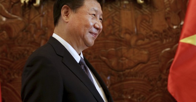 Chinese president calls for mutual trust with Vietnam