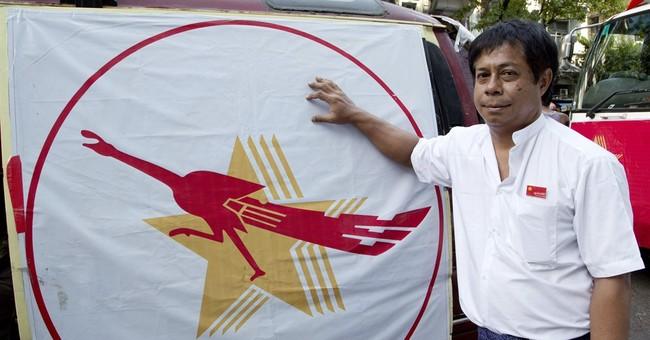 Copycat logos in Myanmar's election: fair or foul?