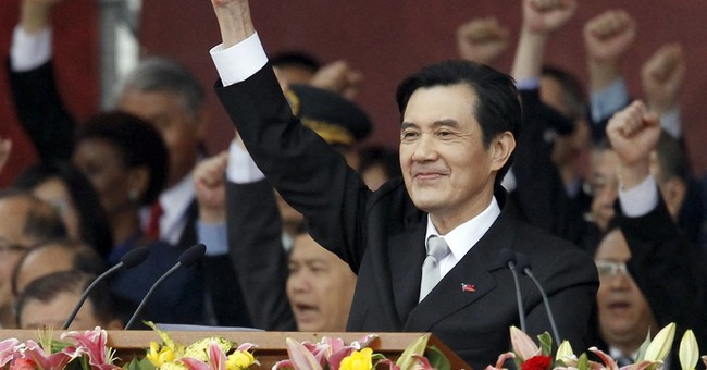A look at the 2 men leading China and Taiwan